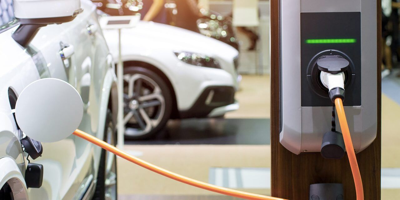 Electric Vehicles Are Coming